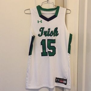 Notre Dame Fighting Irish women's b-ball jersey
